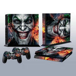 PS4 Joker Vinyl Decal Skin With Controller Skins - The Trendinator