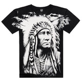 Indian Character Men's T-Shirt - The Trendinator