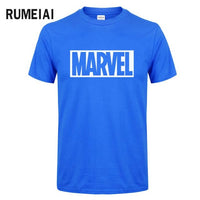 RUMEIAI Marvel Printed Men's T-Shirt - The Trendinator