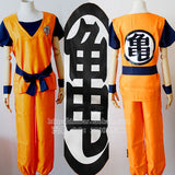 Anime Dragon Ball Z Goku Costume - The Trendinator