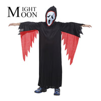 MOONIGHT Kids Scream Ghost Costume