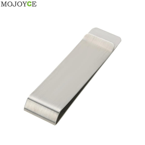 Portable Stainless Steel Money Clip - The Trendinator