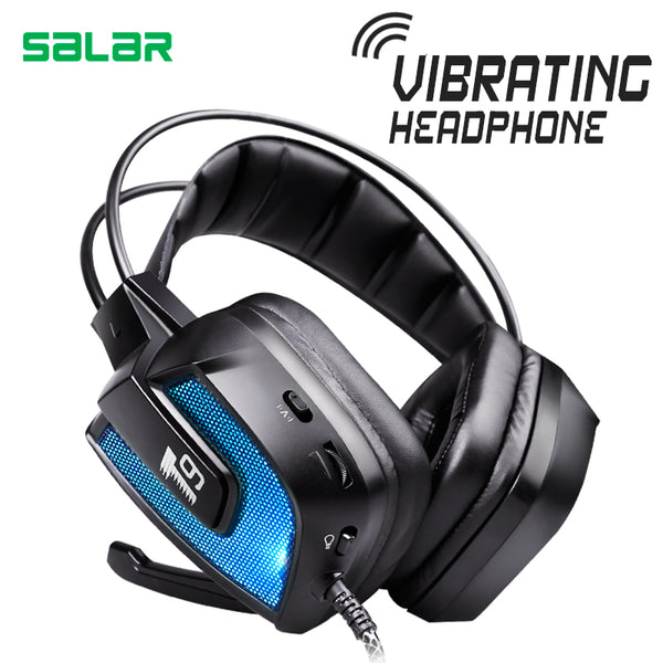 Salar T9 Best Gaming Headset Noise Canceling Headphones