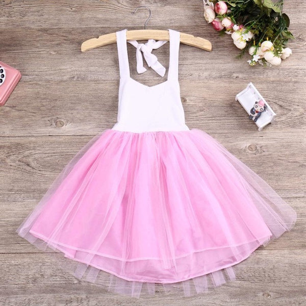 Girl's Ankle-length Formal Princess Dress - The Trendinator