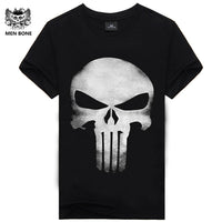 [Men bone] AC DC Heavy Metal T-Shirt - The Trendinator