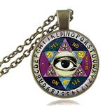 Ouija Board Pendant Necklace - The Trendinator