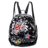Bling Sequins Paillette Backpack - The Trendinator