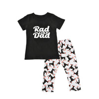 "Boy's ""Rad Like Dad"" Outfit Set - The Trendinator"