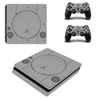 PS4 Slim Nintendo Console Vinyl Decal Skin With Controller Skins - The Trendinator