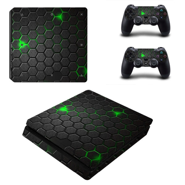 PS4 Cool Vinyl Decal Skin With Controller Skins - The Trendinator
