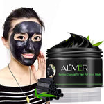 100g Black Mud Deep Cleansing  Blackhead Remover Purifying Peel Face Mask