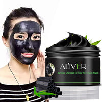 100g Black Mud Deep Cleansing  Blackhead Remover Purifying Peel Face Mask - The Trendinator