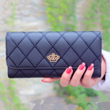 Ladies Fashion Long Clutch Wallet - The Trendinator