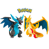 2pcs Mega Evolution X & Y Charizard Plush Toys - The Trendinator