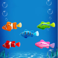 Water Electronic Robo Fish Battery Power Bath Toy - The Trendinator