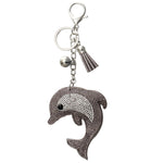 Crystal Lucky Dolphin Purse Pendant - The Trendinator