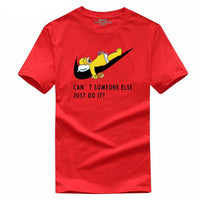 Simpsons Just Do It Men's T-Shirt - The Trendinator