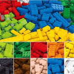 1000Pcs Building Blocks