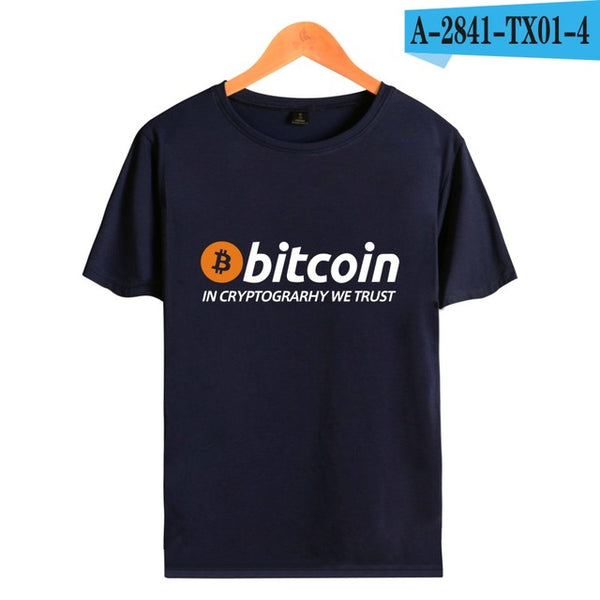 Bitcoin men's Tee Shirt - The Trendinator