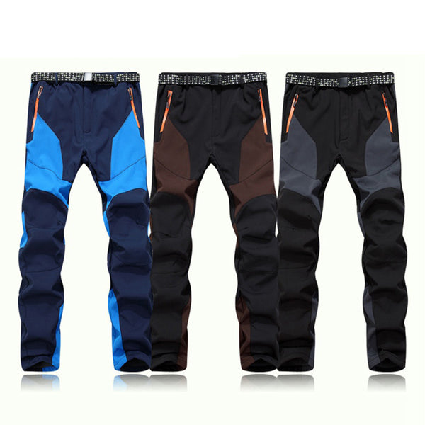 Men Waterproof Windproof Outdoor Sports Pants - The Trendinator