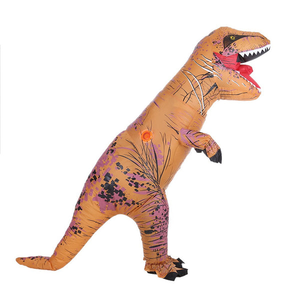 Funny Inflatable Dinosaur T-rex Costume - The Trendinator