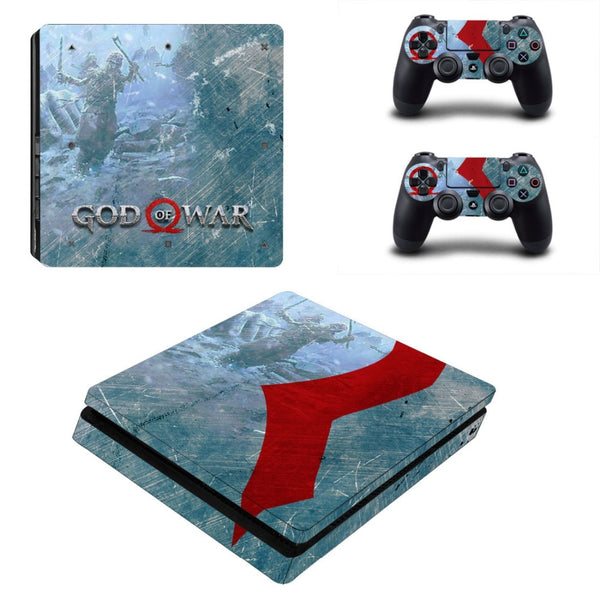PS4 God of War Vinyl Decal Skin With Controller Skins - The Trendinator