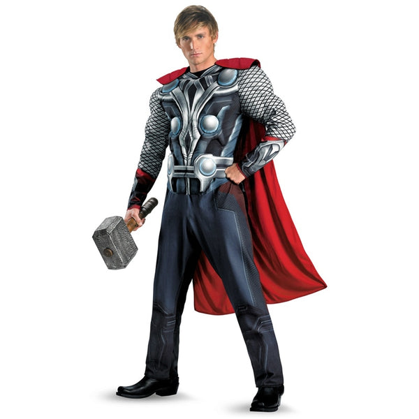 The Avengers Thor Adult Muscle Cosplay Costume For Men - The Trendinator