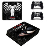 PS4 Pro Venom Vinyl Decal Skin With Controller Skins - The Trendinator