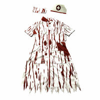 Adult Bloody Nurse and Bloody Doctor Costume - The Trendinator
