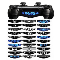30PCS LED Light Bar Film Cover For PlayStation 4 - The Trendinator