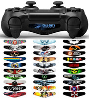 30 PCS LED Light Bar Cover Vinyl Stickers for PlayStation 4 - The Trendinator
