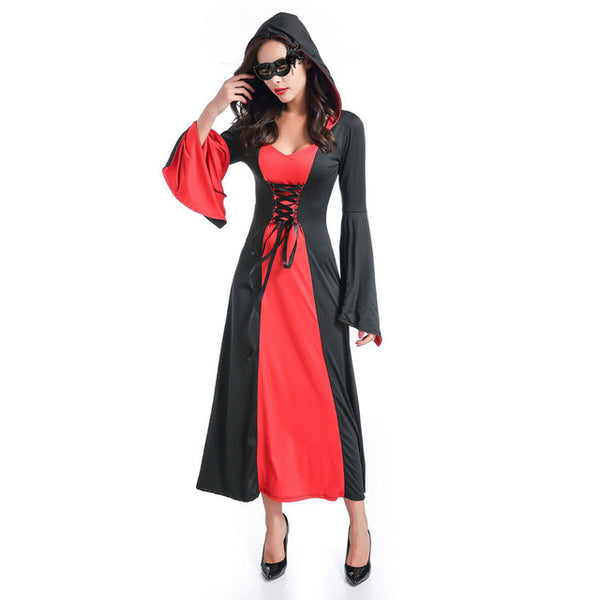 Adult Halloween Gothic Witch Costumes - The Trendinator
