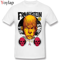 Men's 100% Cotton Frankenstein T-Shirt