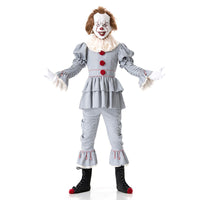 Adult Pennywise Stephen King's IT Halloween Costume - The Trendinator