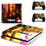 PS4 Rage 2 Vinyl Decal Skin With Controller Skins - The Trendinator