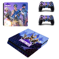 PS4 Fortnite Vinyl Decal Skin With Controller Skins - The Trendinator