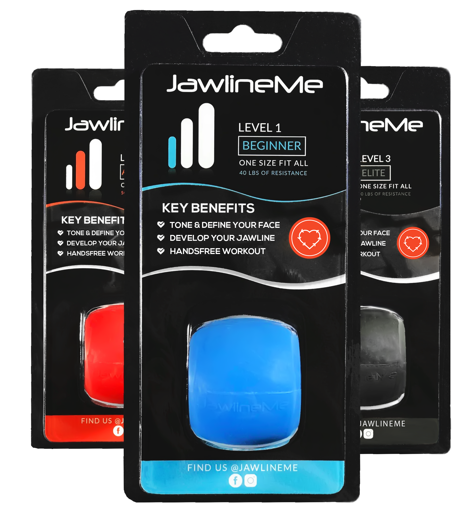 JawlineMe Product Package Image