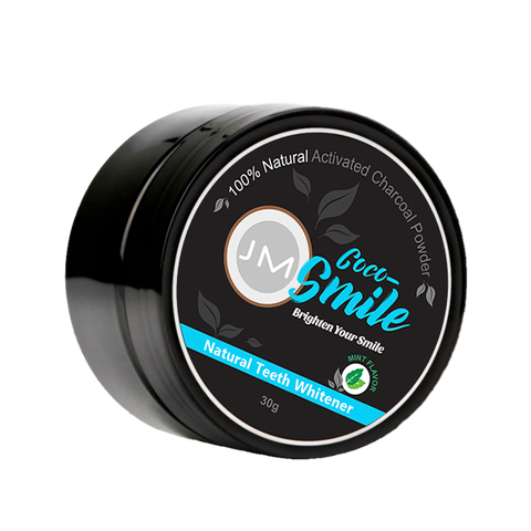 JM Teeth Whitening Powder