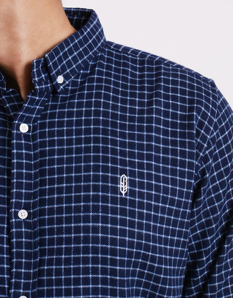 Inline Flannel Shirt