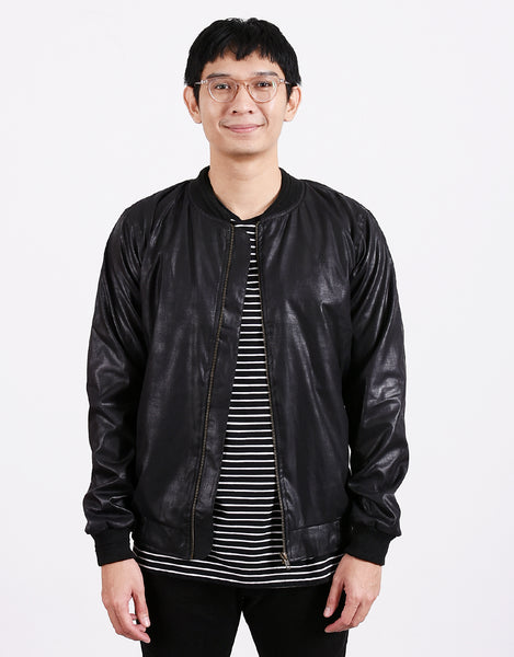 Burden 1 Bomber Jacket
