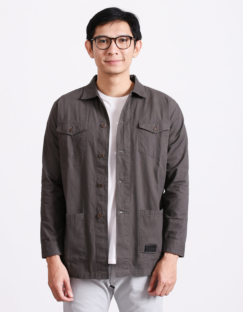 Chasing 3 Worker Jacket