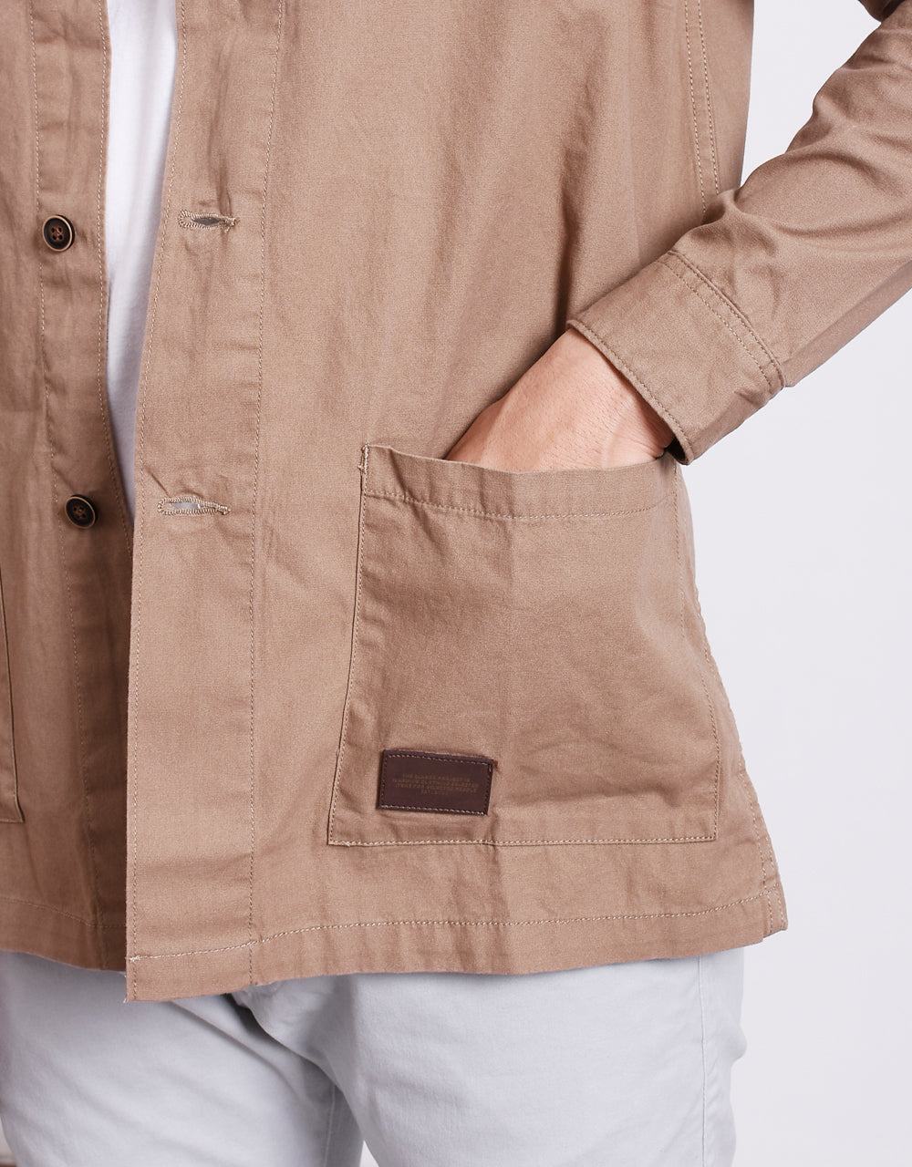 Chasing 4 Worker Jacket