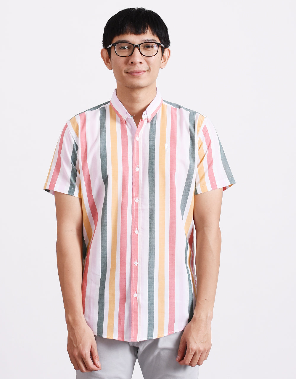 Decouleur Printed Shirt