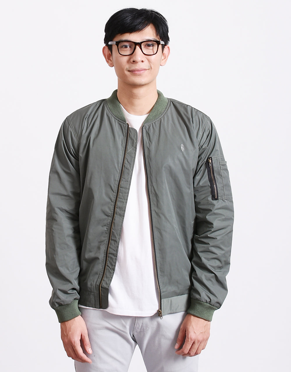 Easiest 3 Bomber Jacket