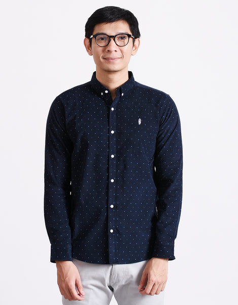 Eventide Printed Shirt