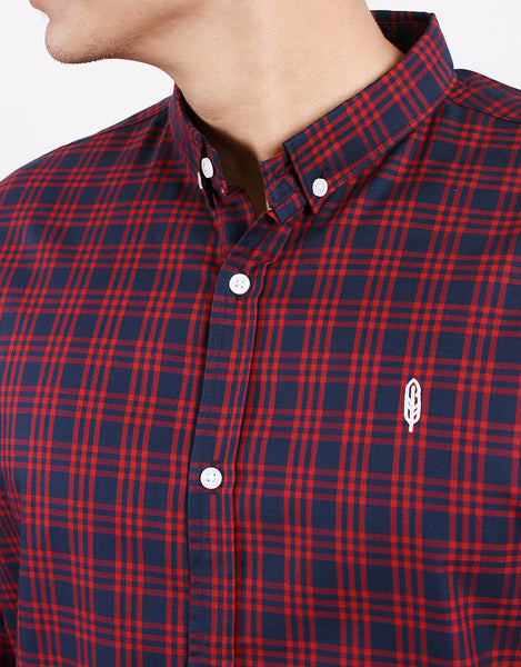 Feral Checked Shirt