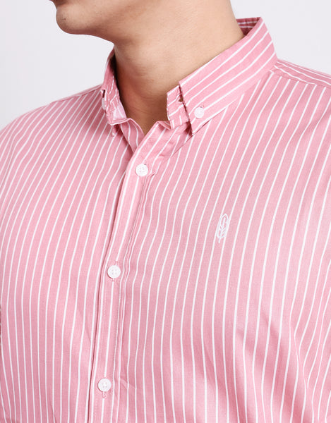 Fulfilling 5 Stripes Shirt