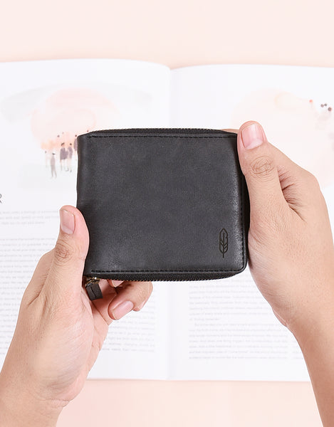 Gather 1 Zipper Wallet