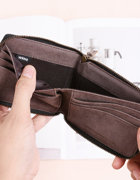 Gather 2 Zipper Wallet