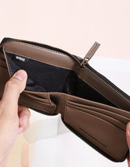 Gush 3 Zipper Wallet